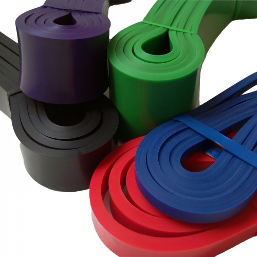 HEAVY DUTY LOOP RESISTANCE BANDS (5pc Set)