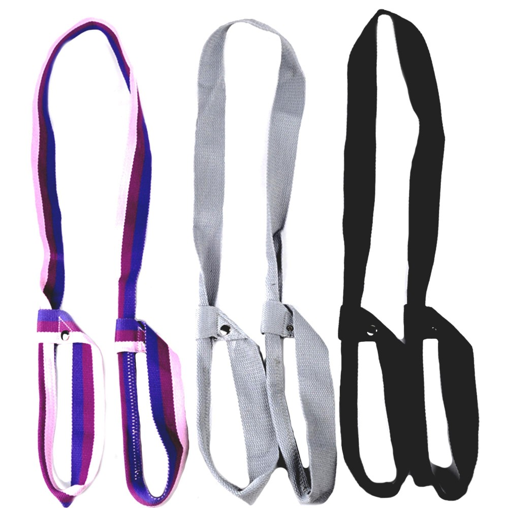 ADJUSTABLE YOGA MAT STRAPS