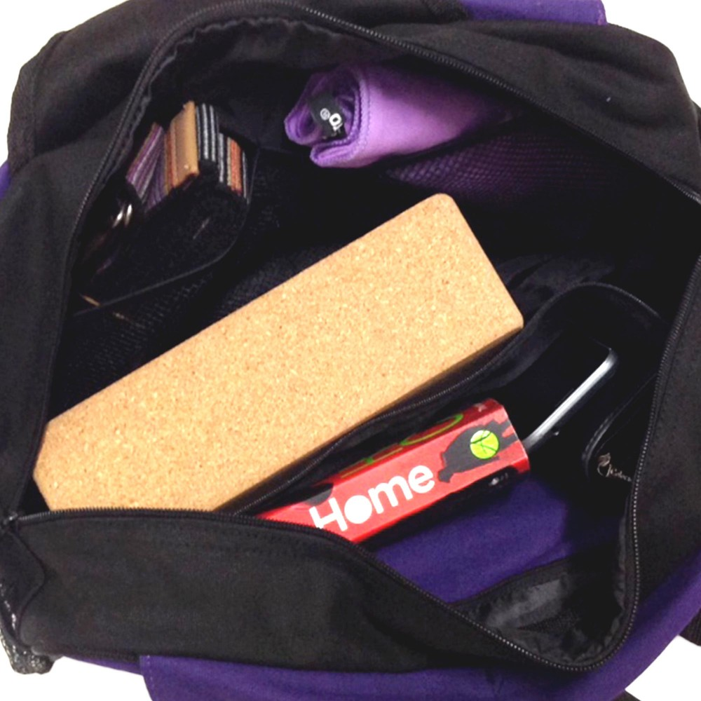 YOGA BAG WITH MAT HOLDER