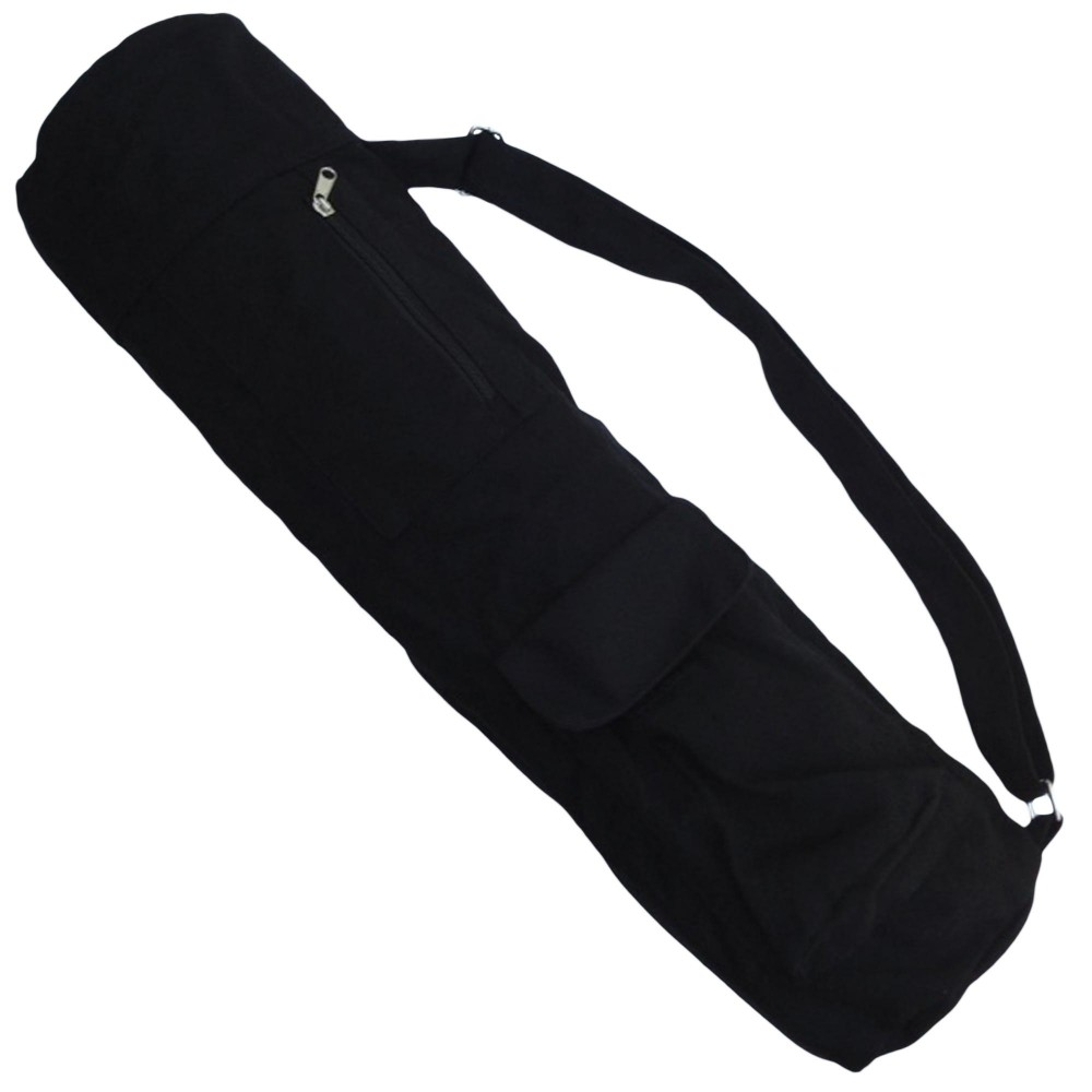 Medium Yoga Bag In Black