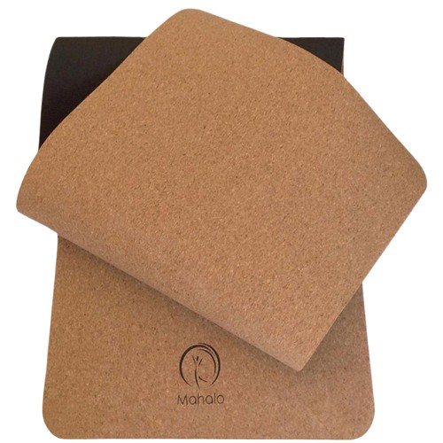 CORK YOGA MAT - EXTRA WIDE 6mm