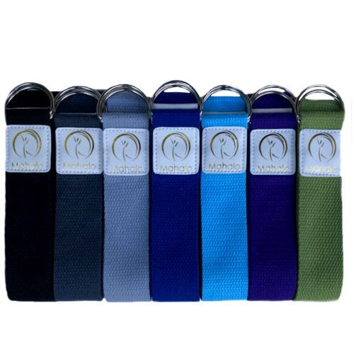 DELUXE YOGA STRETCH STRAP 250cm