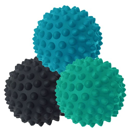 HARD SPIKY MASSAGE BALLS 9.5cm