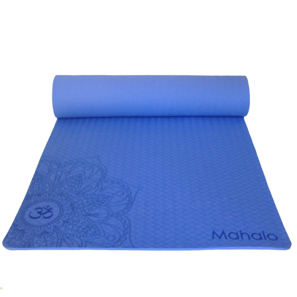 ECO TPE OM YOGA MAT 6mm